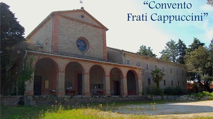 Former Convent of the Capuchini Friars of Ostra